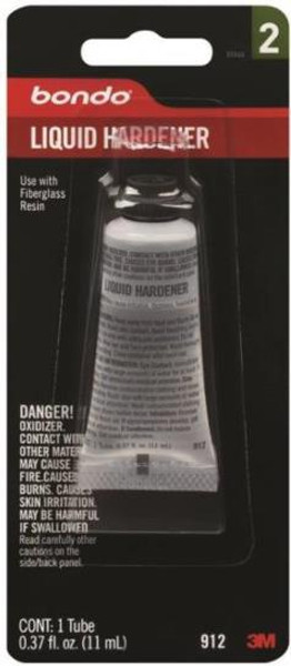 Bondo, Liquid Hardener