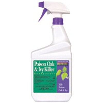 Bonide, Ready to Use Poison Ivy & Oak Killer, Quart