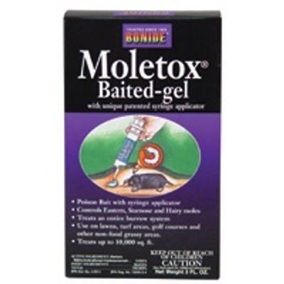 Bonide, Moletox Baited Gel, 3 Oz