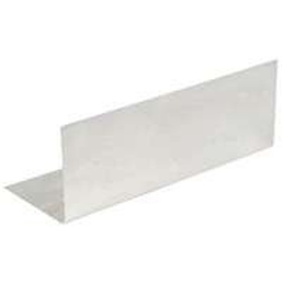 "Step Flashing, Galvanized, 3"" x 4"" x 7"" x .015"""