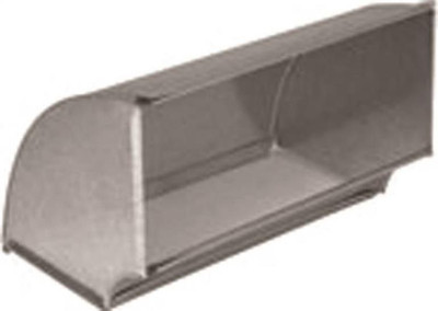 "Rectangular Duct, 3-1/4"" x 10"", Elbow"