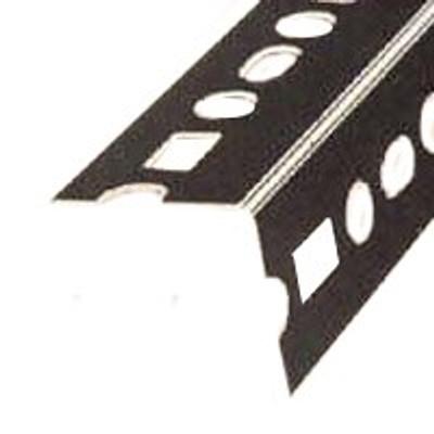 "Steel Angle With Slots, 1-1/2"" x 48"", 14 Ga"