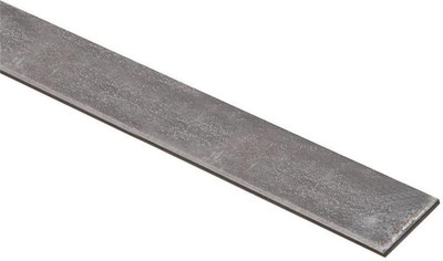 "Steel Flat Bar, 1-1/4"" x 36"" x 1/8"" Galvanized"