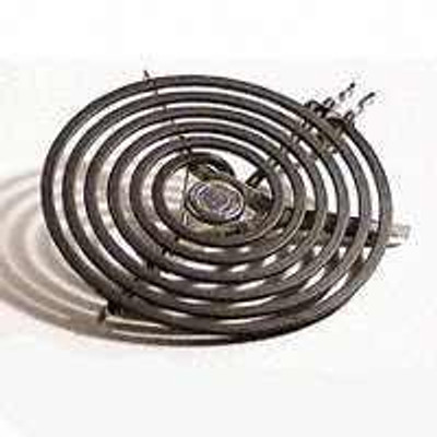 "Electric Range Top Burner, 8"", For GE & Hotpoint"