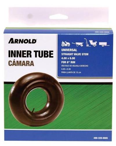 """Inner Tube 4.00 X 6.00  6"""" Rim"""