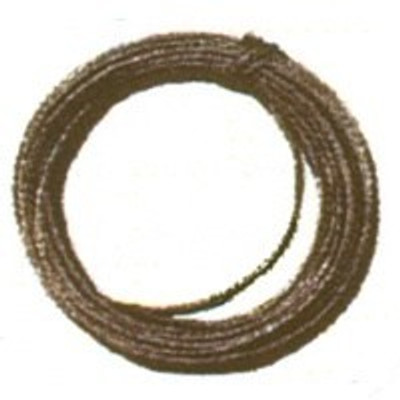 Stainless Steel Picture Hanging Wire, 9', 20 Lb Rated