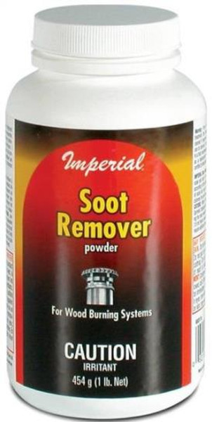 Wood Stove & Fireplace, Soot Remover, 1 lb