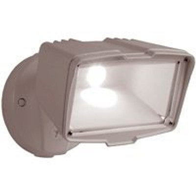 LED, Outdoor Security Flood Light, 30 Watts, 1900 Lumens