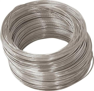 Wire, 22 Ga, Galvanized, 100'