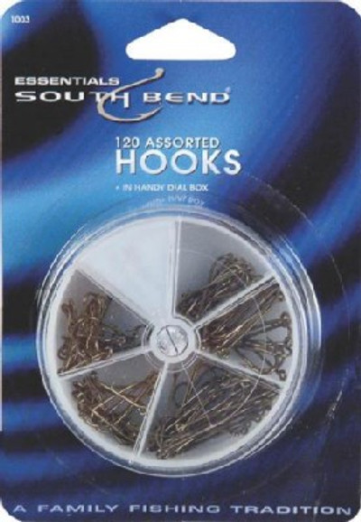 Fishing Hooks - Assortment