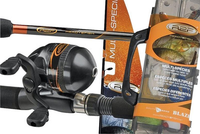 Fishing Tackle Kit R2F-AL/SC