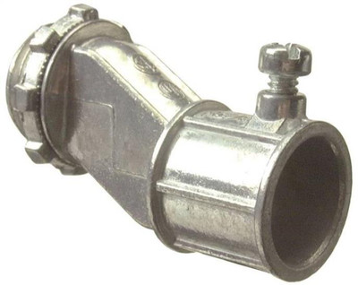 "EMT Conduit, 3/4"", Connector, Offset"