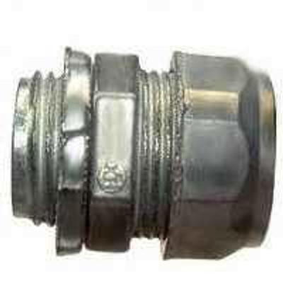 "EMT Conduit, 1/2"", Connector, Compression"
