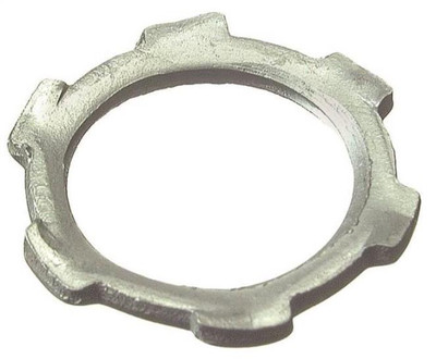 EMT Conduit, Locknut, 3/4""