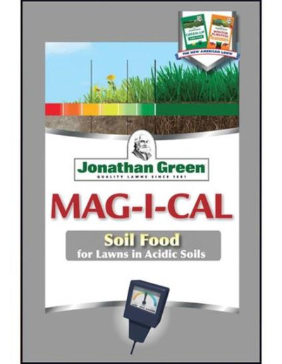Jonathan Green, Mag-I-Cal,  Pelletized Calcium Fertilizer, 54 Lb, 15,000 SqFt