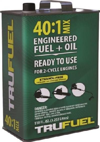 TruFuel 40:1 Pre-Mixed Fuel, 110 oz,