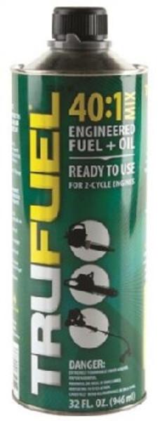 TruFuel 40:1 Pre-Mixed Fuel,  32 oz