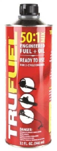 TruFuel 50:1 Pre-Mixed Fuel,  32 oz