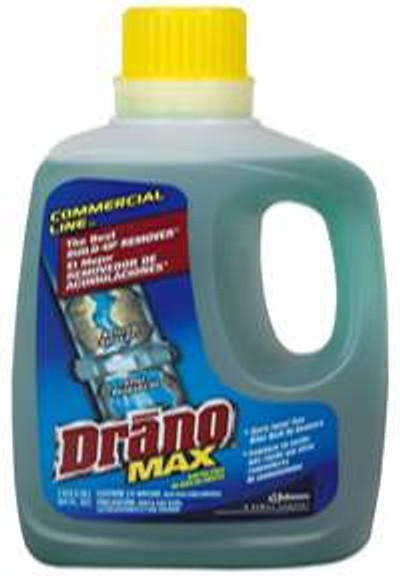 Drano Max Build Up Remover, 64 Oz