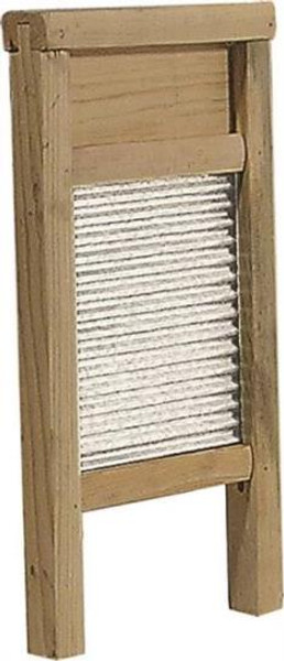 Washboard, Galvanized Double Faced