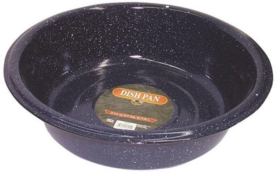 Graniteware, Dish Pan 10 Quart