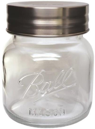 Ball, Canning Jar, Commemorative, 1/2 Gallon, Wide Mouth