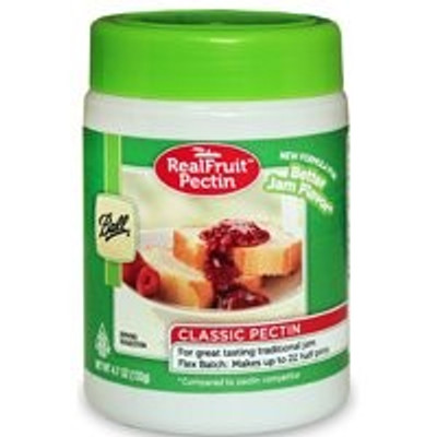 "Ball, Real Fruit Pectin Powder ""Classic"" 4.7 oz"
