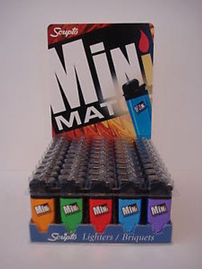 Mini Match Lighter