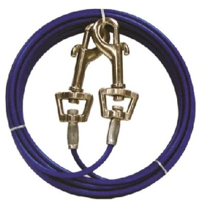 Dog/Pet Tie Out, 30' Medium Duty