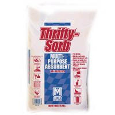 Thriftysorb, Oil Absorbent, 40 Lb Bag