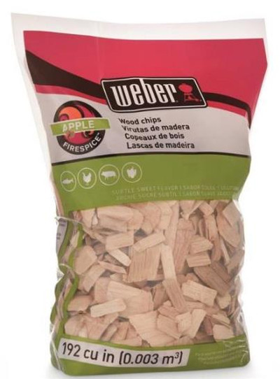 Smoking Wood Chips, Apple, 2 Lb