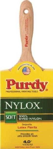 "Purdy, Nylox-Swan, 4"",  Paint Brush"