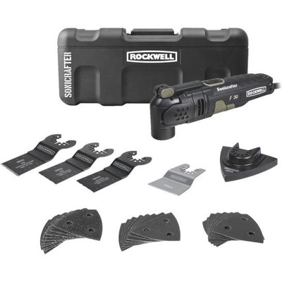 Rockwell, RK5132K, Oscillating Multi-Tool Kit