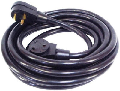 RV 30 Amp Extension Cord 25', 125 VAC 30 Amp, 25'