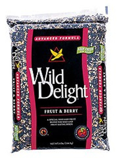 Wild Delight Fruit & Berry Bird Food, 20 Lb
