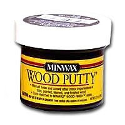 Minwax, Wood Putty, Early American, 3.75 Oz
