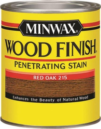 Minwax, Red Oak, Wood Stain, Quart