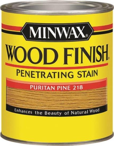 Minwax, Puritan Pine, Wood Stain, Quart