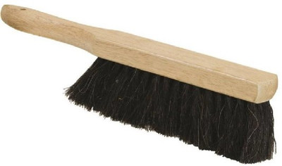 Quickie, Professional Bench Brush, Horse Hair Fiber Bristle, Wood Handle