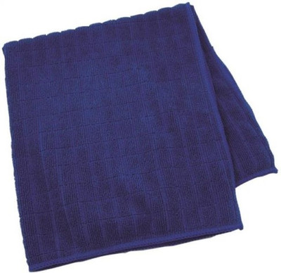 Wiping Cloth, 13 x 15 in, Microfiber