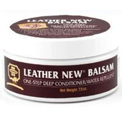 Leather Balsam, 7.5 Oz