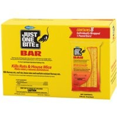 Just One Bite Rat Poison Bars 8 lb