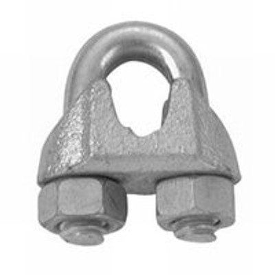Wire Rope Clip 3/4""
