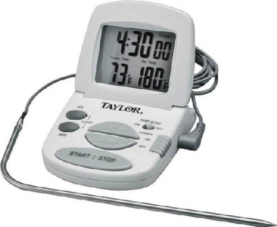 Thermometer, Oven, Digital, With Probe