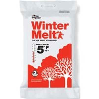 Diamond Crystal, Rock Salt, 25 Lb Bag