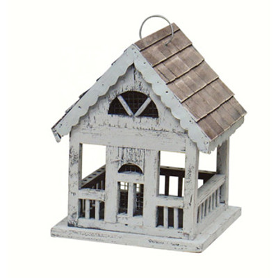 Songbird, Gazebo Feeder, Ivory Bird Barn