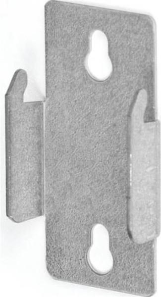 Pocket Curtain Double Rod Bracket, 1 Pair