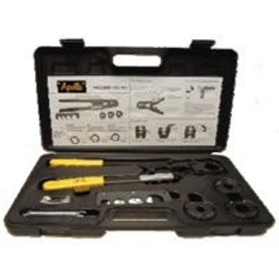 "PEX, Crimp Tool Kit, 3/8"" - 1"""