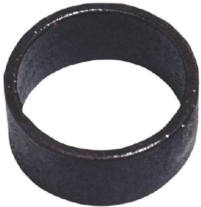 """PEX, 1/2"""" Black Copper Crimp Ring, 10 Pack"""