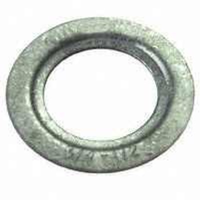 "EMT Conduit, Reducing Washer, 3/4"" x 1/2"""
